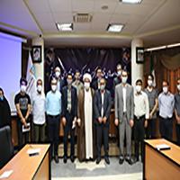 نشست واحدهای فناور مراکز رشد پارک علم و فناوری استان قم برگزار شد